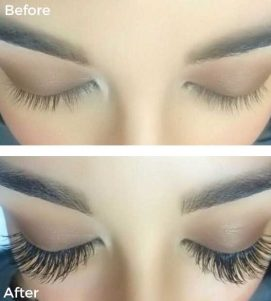 Lash Perfect Eyelash Extensions at VL Aesthetics