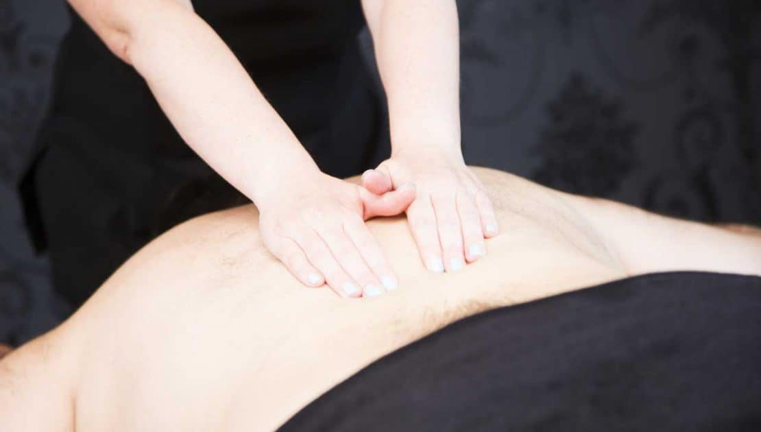 Massage at VL Aesthetics