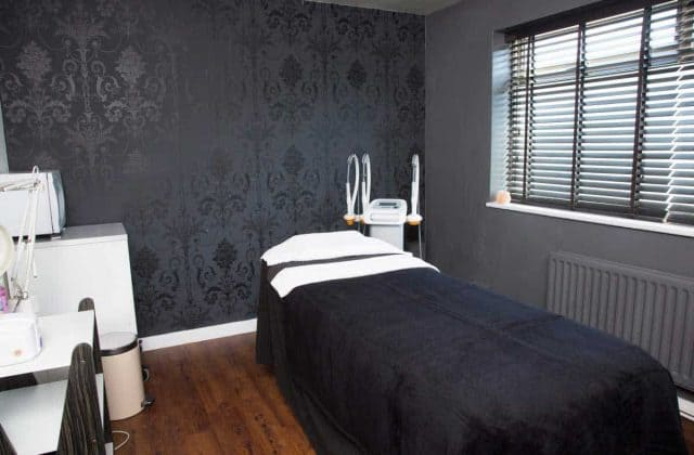 Treatment Room at VL Aesthetics