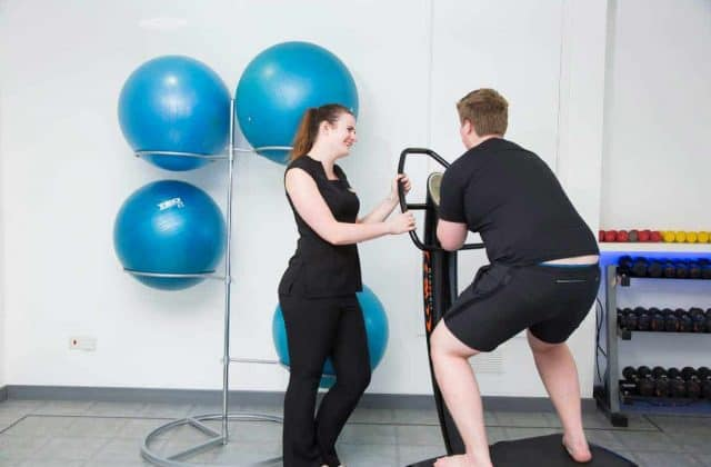 Vibrogym Advanced Weight Loss Technology