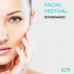 Facial Festival Standard Ticket - VL Aesthetics