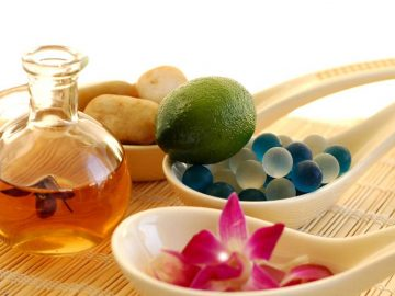 Aromatherapy Massage at VL Aesthetics