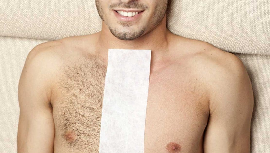 Male Waxing Carlisle - VL Aesthetics