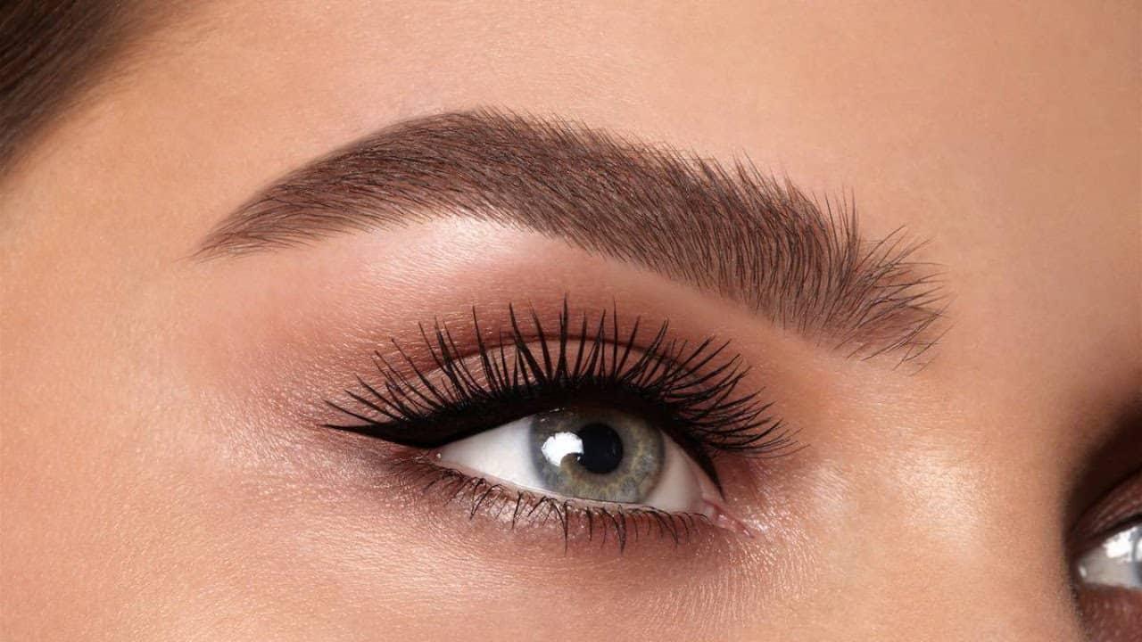 perfect eyebrow makeup tutorial