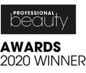 Professional Beauty Awards Winner Badge