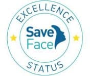 Save Face Excellence Badge